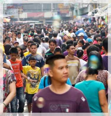 The Philippines' population